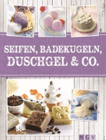 Seifen, Badekugeln, Duschgel & Co.