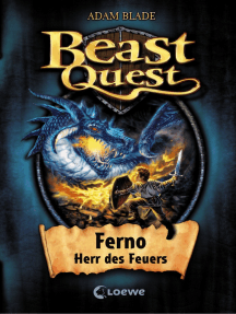 Beast Quest (Band 1) - Ferno, Herr des Feuers