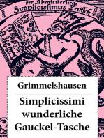 Simplicissimi wunderliche Gauckel-Tasche