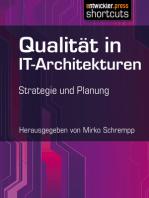 Qualität in IT-Architekturen