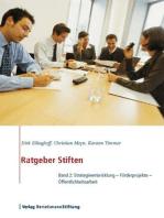 Ratgeber Stiften, Band 2