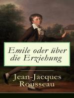 Emile oder über die Erziehung