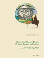 Q. Horatius Flaccus (Horaz)
