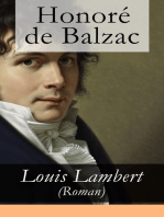 Louis Lambert (Roman)