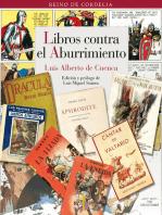 Libros contra el aburrimiento