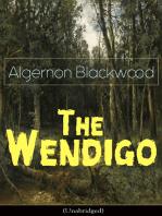 The Wendigo (Unabridged)