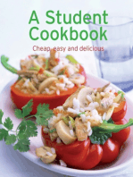 A Student Cookbook