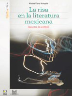 La risa en la literatura mexicana: (Apuntes de poética)