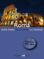Roma. Guía para descubrir la ciudad