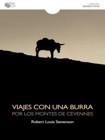 Viajes con una burra por los montes de Cévennes