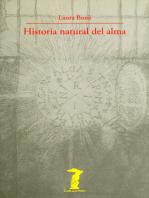 Historia natural del alma