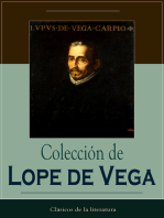 Colección de Lope de Vega