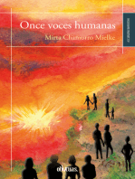 Once voces humanas