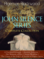 JOHN SILENCE SERIES - Complete Collection