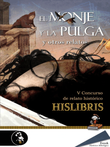 El monje y la pulga y otros relatos (V Premio de Hislibris)