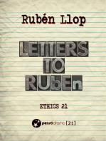 Letters to Ruben