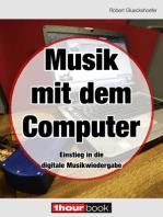 Musik mit dem Computer