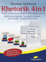 Rhetorik 4in1
