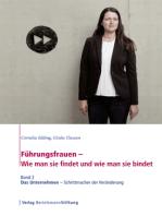 Führungsfrauen - Wie man sie findet und wie man sie bindet
