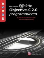 Effektiv Objective-C 2.0 programmieren