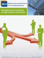 Strategisches Controlling erfolgsorientiert entwickeln