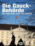 Die Gauck-Behörde