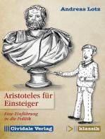 Aristoteles für Einsteiger