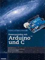 Powerprojekte mit Arduino und C