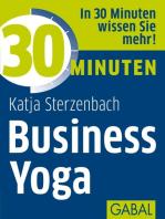 30 Minuten Business Yoga
