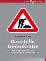 Baustelle Demokratie