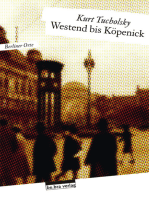 Westend bis Köpenick