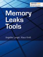 Memory Leaks Tools