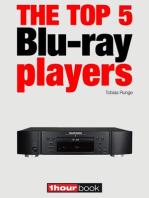 The top 5 Blu-ray players: 1hourbook