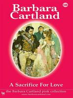A Sacrifice for Love