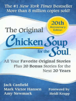 Chicken Soup for the Soul 20th Anniversary Edition