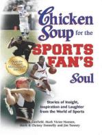 Chicken Soup for the Sports Fan's Soul