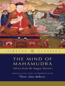 Mind of Mahamudra: Advice from the Kagyu Masters