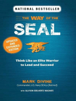 The WAY OF THE SEAL UPDATED AND EXPANDED EDITION: Think Like an Elite Warrior to Lead and Succeed