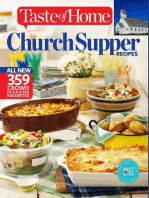 Taste of Home Church Supper Recipes