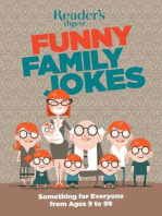 Readers Digest Funny Family Jokes