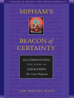 Mipham's Beacon of Certainty: Illuminating the View of Dzogchen, the Great Perfection