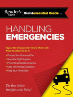 Reader's Digest Quintessential Guide to Handling Emergencies