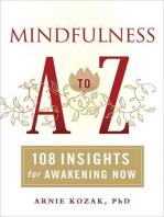 Mindfulness A to Z