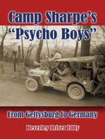 "Camp Sharpe's ""Psycho Boys"""
