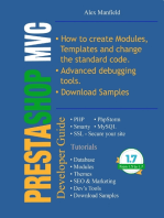 Prestashop MVC Developer Guide