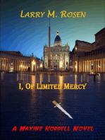 I, of Limited Mercy: A Maxine Kordell Novel