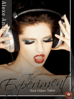 The Experiment and Other Tales