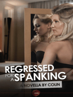 Regressed for a Spanking