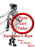 Pony-Girl Tales - Susanna's Run