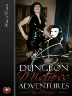 Dungeon Mistress Adventures